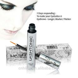 ISO Approved Lashtoniic eyelash/eyebrow growth liquid cosmetic eyelash growth enhancer