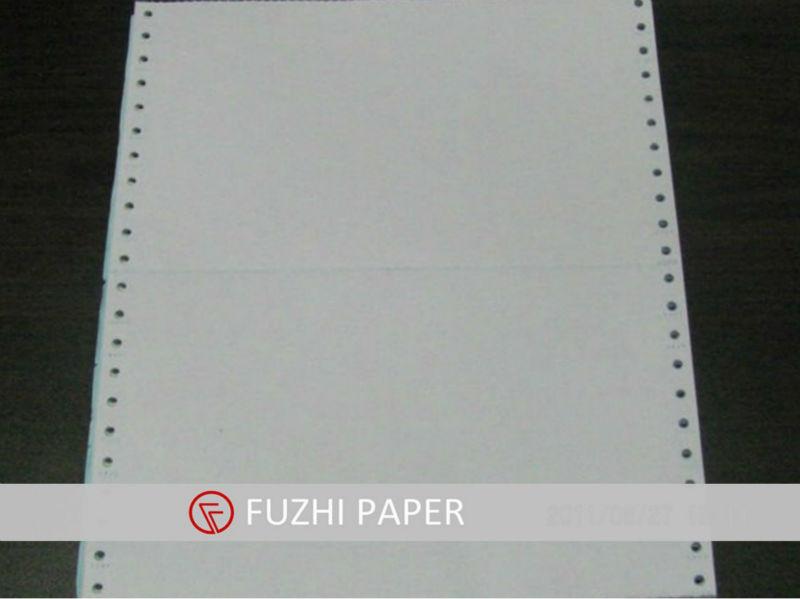 "Carbonless Computer Form Computer Form 9 1/2""*11"