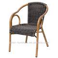 olhar de bambu novo design cadeira do rattan
