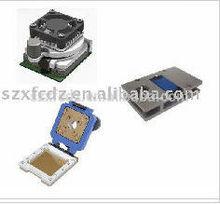 universal electric ic test bga pcb socket