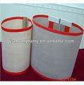 resistente al calor cinta transportadora tejido