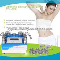portable machine ultra cavitation/cavitacion adelgazamiento/cavitacao emagrecimento/kavitacio karcsus AYJ-A830 (CE)