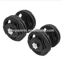 50 kg rubber dumbbell Set