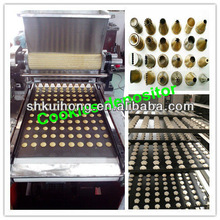 hot sale &multifunction mini cookie machine /full automatic cookie machine