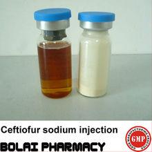 Ceftiofur sodium injection herbal veterinary medicines