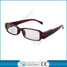 reading glasses with led light