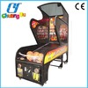 Coin operated NBA arcade basketball game machine