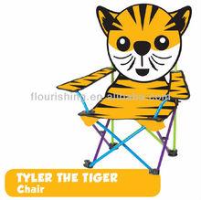 TYLER THE CHILDREN/KIDS TIGER ANIMAL CHAIR