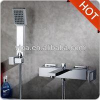drum stainless steel bath shower mixer