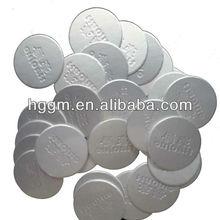 Comestic Aluminium Foil Cap Seal Liner food sealing lids