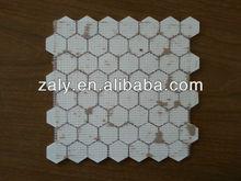 92% Alumina Ceramic Hexagon Tile 3mm/6mm/12mm