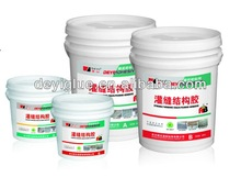Crack Pouring Epoxy Adhesive gap filling crack repairing glue