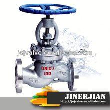 BV approved pvc globe valve