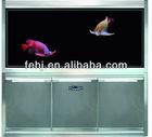 high-grade glass large aquariums for sale