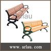 Arlau FW32 outdoor garden wood bench seat