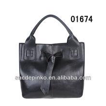Newest leather hobo fashion ladies wholesale guangzhou handbag