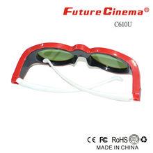 China price,Kids Active Shutter 3D eyewear for Cinema