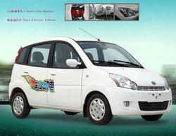5 seats electric car
