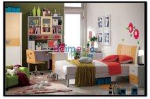 Teenager 's bedroom furniture /kid bed design 638#