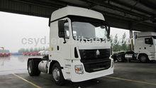 SINOTRUK HOYUN 4*2 EGR EURO III 266HP Tractor Truck