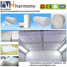 bcjk filter roll ceiling filter cotton air clean(BSH-F2250)