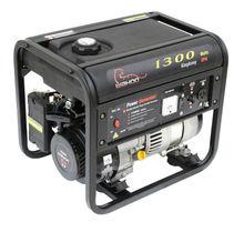 Plastic fuel tank CE approval 1kw Gasoline Generator (WK1300)