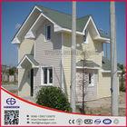 Low Cost Light Steel Frame Modular Homes,Prefabricated Villas,Prefabricated House