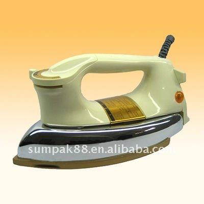 elettrico ferro asciutto