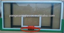 Thick Aluminium Frame Acrylic Backstop