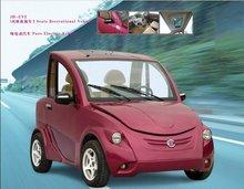Electric recreational vehicle