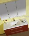 dos cajones del cuarto de baño de resina cuenca