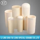 99 alumina tube High temperature refractory high pure alumina ceramic tube