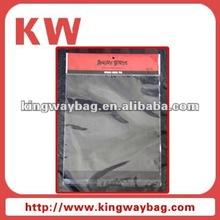 Opp bag packaging for books