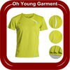 Mens Polyester Tshirts for Advertising Sports Mesh Tshirts With Lowest Price
