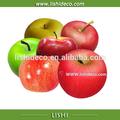 bon marché en plastique petites pommes de décoration