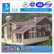 best asphalt roofing shingles red