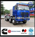Shacmansx56008*8millatトラクターパキスタン