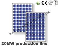 20 MW solar module PV production line turnkey solution solar laminator