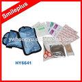 esencial de emergencia kit de senderismo equipo con la cuerda del cuello de senderismo caso de primeros auxilios