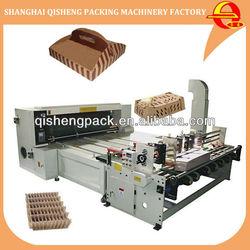 Auto rotary die cutting machine packing machine