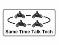 4 way Motorcycle bluetooth intercom