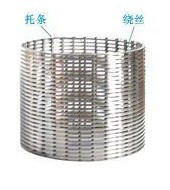 Huadong Johnson V Wire Water Well Screen/Filter Mesh (Manufacturer)