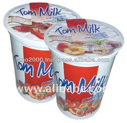 Long Life Yoghurt With Fruit Pieces