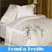 Chinese luxury bedspreads 100%cotton 400TC