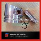 Isuzu engine piston for 6HK1 engine parts 1-12111-5261