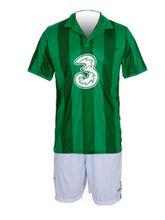 China custom soccer clothing team wear