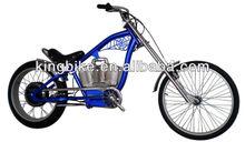 "24"" adult electric chopper bike electric chopper bicycle KB-E004W"