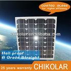 5W Mono Crystalline Solar Panel