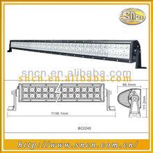 41.5inch 240W Dual Row Auto LED light bar for ATVs/ SNCN-C6240