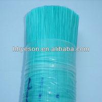 pet hollow filament for paint brush